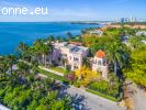 USA Florida-Biscayne bay home on auction Now!