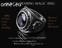 Magic Ring For wealth success love and Powers +27762900305