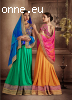 Trending Indian Georgette Saree, Silk Sari and Pure Chiffon