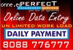 1289 Daily Payments  | 8088776777 | Online Data Entry Work f