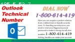 Urgent Call 1-800-614-419 | Outlook  Technical Number