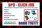 BPO job process work at home  earn Daily Rs. 500/- Us Based