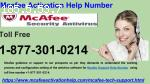 Mcafee Support Toll free Number 877-301-0214 For Activation