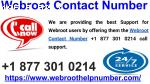 Webroot Contact Number 877-301-0214 for fast connectivity