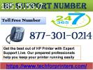 Get  Quik Solution For Printer By Hp Support  Number 877-301