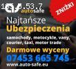 Ubezpieczenia pojazdów i dla biznesu - Zniżki