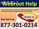 Step By Step Webroot Support Via Weroot Help  8773010214