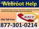 Step By Step Webroot Support Via Weroot Help  8773010214