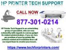 Hp Printer Tech Support 877-301-0214| Support For Hp Printer