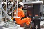 Villanyszerel�, (ipari és kapcsolószekrényes) német állások