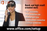 MS office software setup