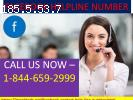 All Facebook help available at Facebook helpline number 1-84