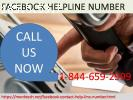 Change your username, call Facebook helpline number 1-844-65