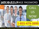 Connect with us to get rid of Hotmail Change Password proble