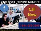 Report spam on fb, call Facebook helpline number 1-844-659-2