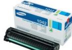 Тонер касета МЛТД 1042С MLT-D1042S