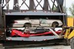 Рециклира коли излезли от употреба
