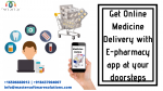 On-demand Pharmacy App Development