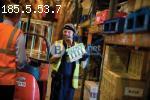 Работа в Англия - Фабрики и Складове