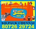Podar Jumbo Kids Plus | 8072629724 | 1028 | Nursery | Play S