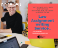 Online Law Assignment Writing Service