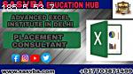 Advanced Excel Institute in Delhi