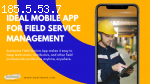 Cloud based Field Service Management Software Solution