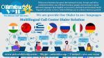 Best Multilingual CallCenter Dialer Solution-AsteriskTechno
