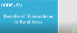 Five Advantages of Telemedicine Solutions in Rural Areas