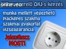 Villanyszerelő OKJ-s képzés Budapesten